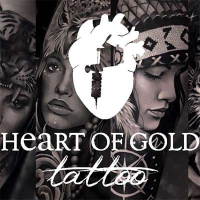 Heart of Gold Tattoo