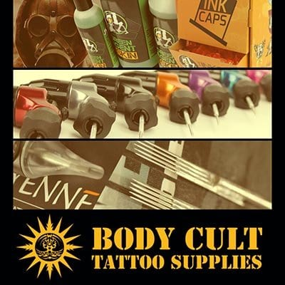 Body Cult Tattoo Supplies