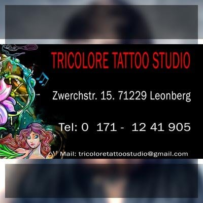 Tricolore Tattoo Studio Leonberg