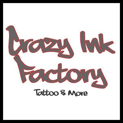 Crazy Ink Factory Logo