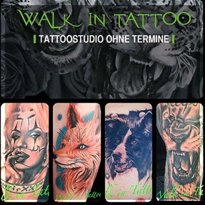 Walk in Tattoo