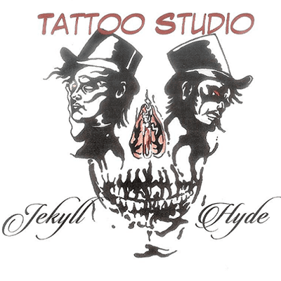 Jekyll & Hyde Tattoo
