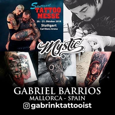 Gabriel Barrios Mystic Tattoo
